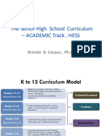 Academic Track DR Corpuz PATEF SHS
