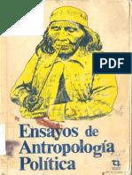 Gustavo Martin, 1984 - Ensayos de Antropologia Politica