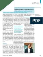 Measuring Progress Towards the SDGs
