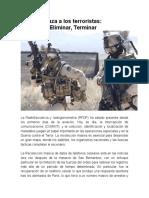 Tactica de Fuerzas Especiales