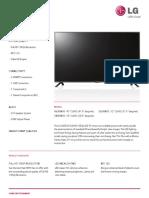 LB5600 Series Spec Sheet