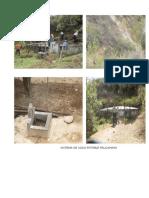 Sistemas de Agua Potable Proyecto