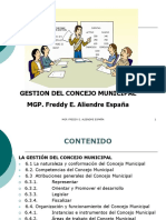 3 Concejo Municipal 2016
