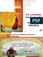 Os Lusíadas - Contextualização Histórico-literária