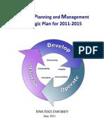Strategic Plan 2010-2015