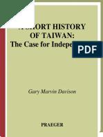 A Short History of Taiwan.pdf