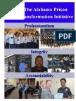 DOC Report on Prison Building Plan