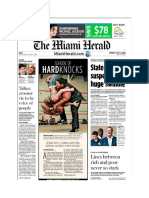 Fie on the Miami Herald by David Arthur Walters
