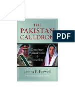 The Pakistan Cauldron Conspiracy, Assassination & Instability