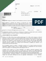Raccomandata del'INPS del 04/02/2000