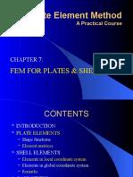 Chpt07-FEM for Plates & Shellsnew.pptx