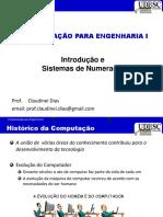 introdução a sistemas de numeração