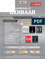 Akhbaar Vol 5 Knowracle Publications Preview Copy
