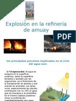 Explosión en La Refinería de Amuay