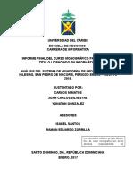 Monitoreo de Redes - Cesar Iglesias SPM