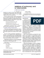 ARTIKEL MANFES Www.southsudanmedicaljournal.com,Assets,Files,Journals,Vol 6 Iss 3 Aug 13,TB Manifestations SSMJ Vol 6 3