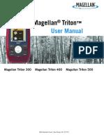 Triton 300 400 500 User Manual