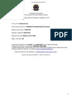 Comprovante de Inscrição No CPF