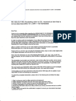 eBay Declaration Form 1
