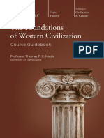 370_FoundationsofWesternCivilization