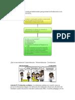 Unidad 3Lineamientos y Políticas Institucionales Para Presentar Las Evaluaciones en La Modalidad a Distancia de La USTA