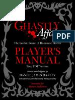 Ghastly Affair Players Manual Free PDF