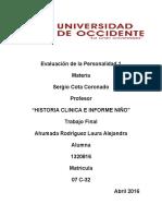 1320816 Laura Ahumada Sujeto Niño
