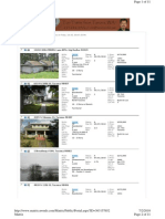 Friday Foreclosure list for Pierce County, Washington including Tacoma, Gig Harbor, Puyallup, bank owned homes for July