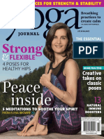 Yoga Journal USA October 2016 Vk Com Stopthepress