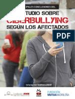Principales Conclusiones_estudio Ciberbullying
