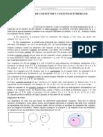 Tema 2- Teoría de Conjuntos y Conjuntos Numéricos.