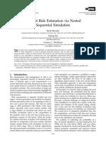 Efficient Risk Estimation via Nested.pdf