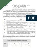 EF-Critérios de Avaliação07 08