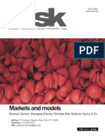 Risk-markets and Models