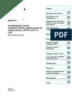 Dppa Coupler Afdis Dppa Link y Link Manual Es-ES Es-ES