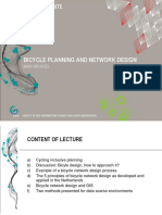 Lecture6 Bicycle Planning Networkdesign Brussel
