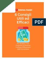 6 Consigli Utili Ed Efficaci Per Vendere Personal Training Promo