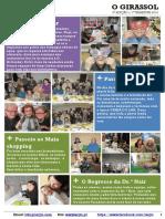 2016-1T Jornal Do Lar - #5 O Girassol