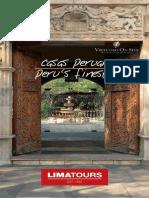 Casas Peruanas