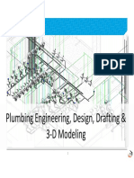 Smart 3D - Plumbing Design, Engineering, Modeling and Layouts_Rev.0