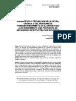 Diagnostico y Prevencion de La Fatiga Cronica o Del Sindrome de Sobreentrenamiento 1