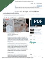 La Revista Satírica Que Lleva Un Siglo Desvelando Los Escándalos de Francia