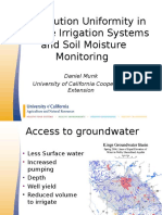 Distribution Uniformity in Surface Irrigation Systems_4145789