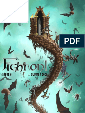 Fight on! - Issue #006 | Orc (Middle Earth) | Leisure