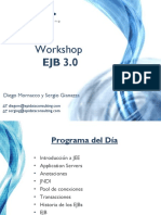 Workshop EJB3 - Dia 1