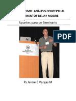 Conductismo Analisis Conceptual Jay Moore