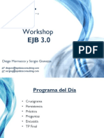 Workshop EJB3 - Dia 2