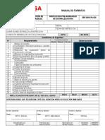 Sbv Siho Pa 016. Inspeccion Pre Arranque de Desmalezadora