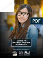 January 2017 Visa Guide
