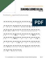 Dunumba 2016 Djembe Solo#1